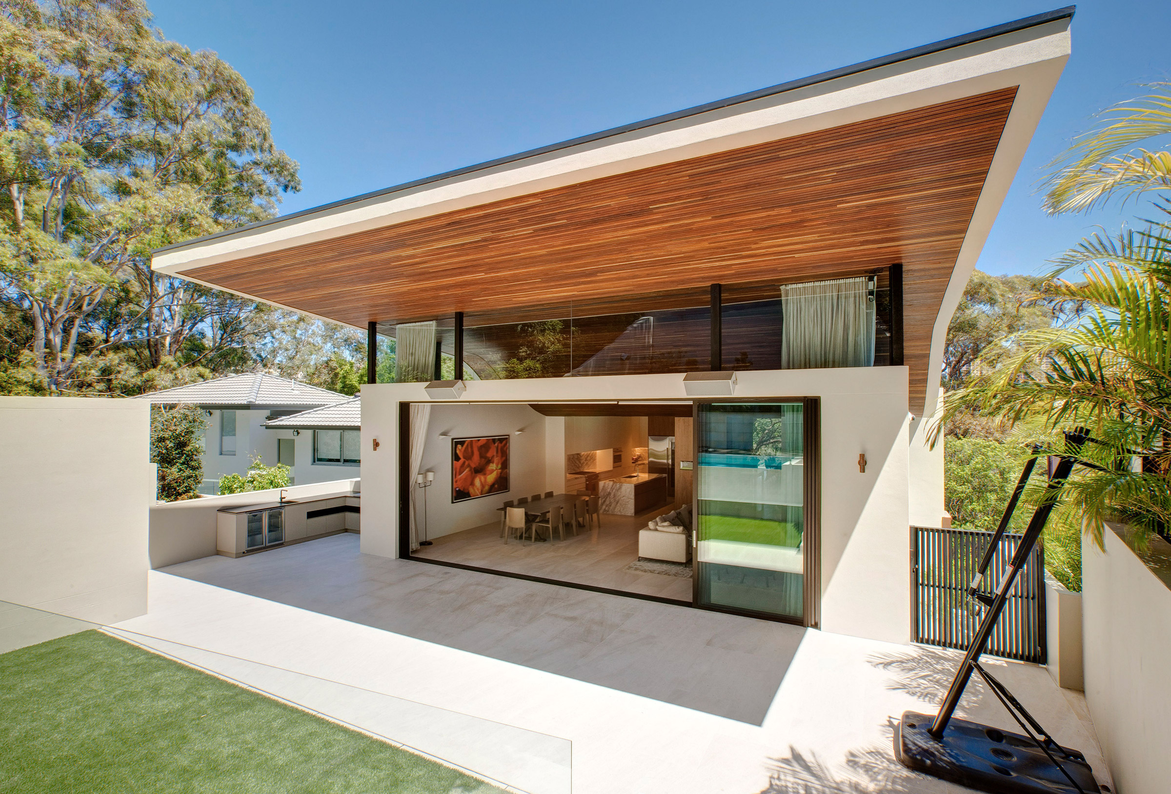 Sculptform - Bellevue Hill House