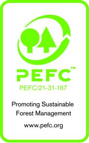Sculptform - PEFC Logo