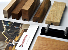 Sculptform Timber Sample kit