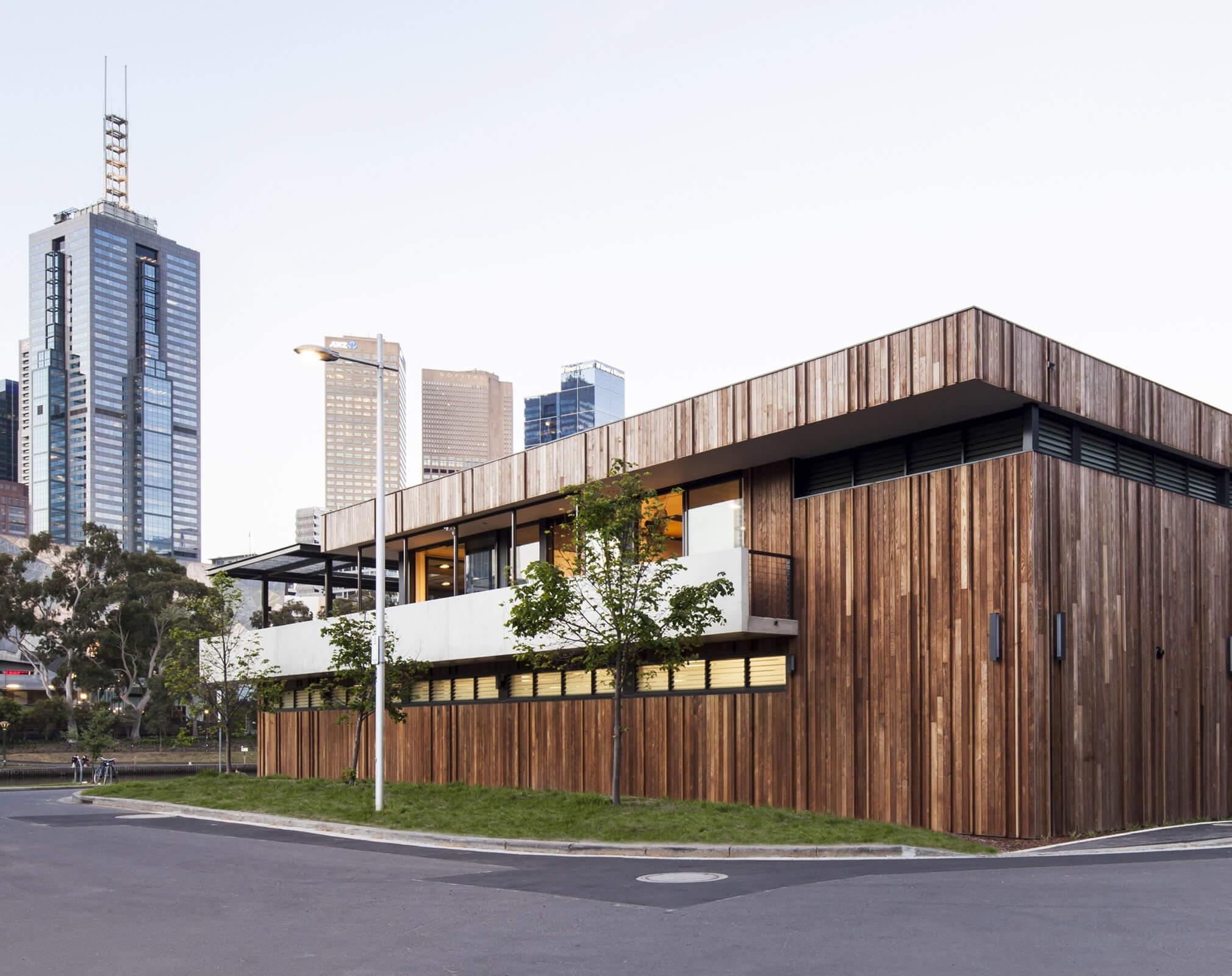 Sculptform - Richmond Rowing Club