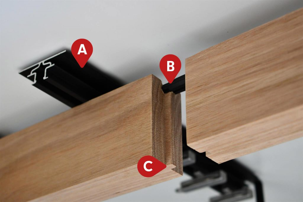 Sculptform-click-on-battens-end-matching-vertical