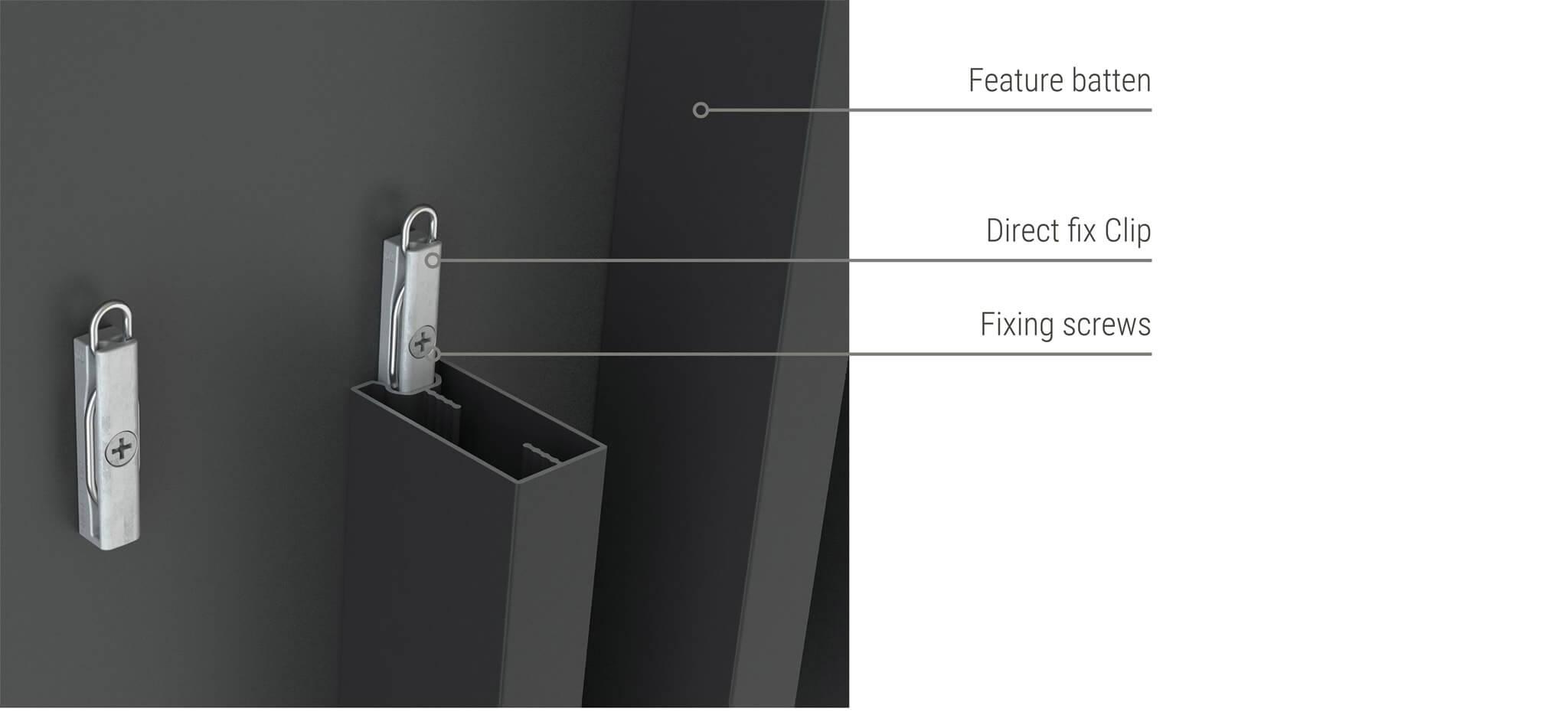 Sculptform-click-on-battens-alu-direct-fix-clip
