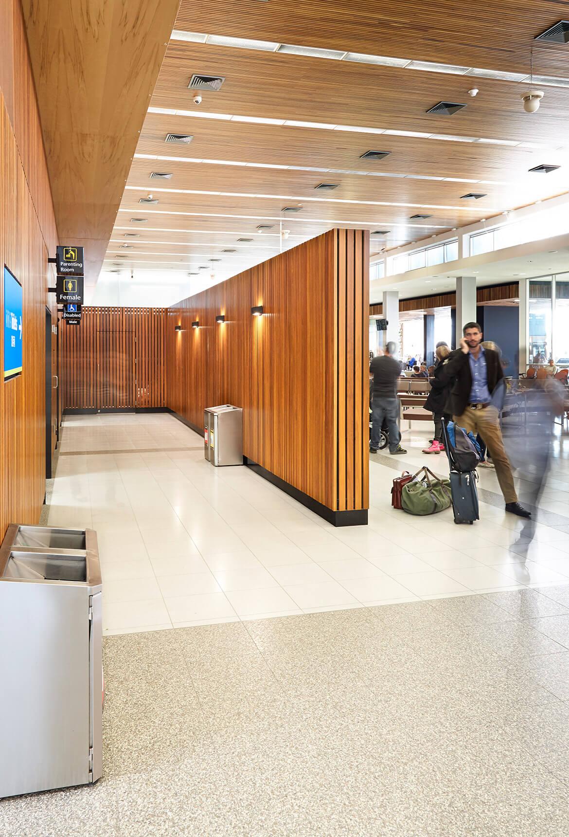 Sculptform Launceston Airport