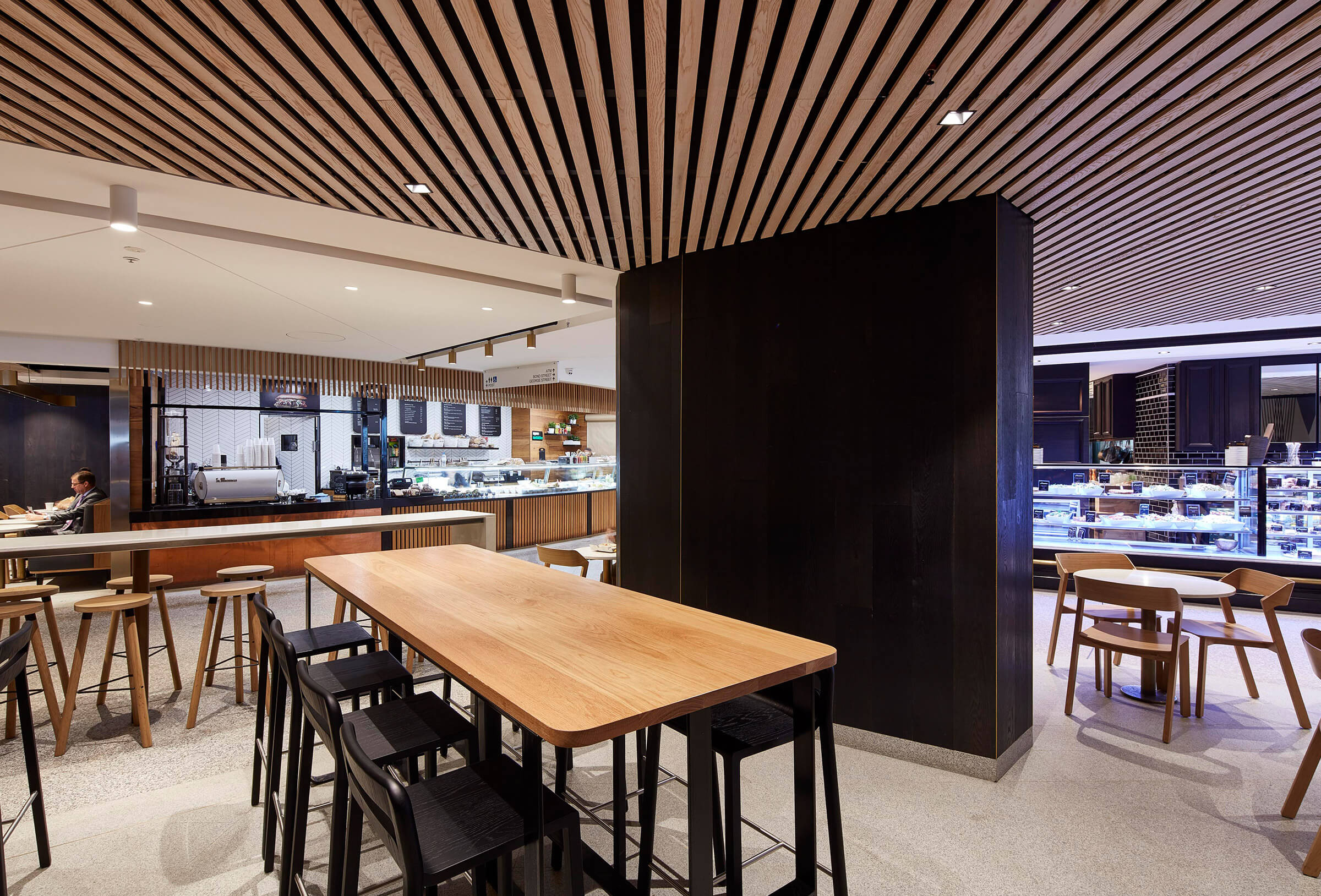 Sculptform Australia Square Food Court