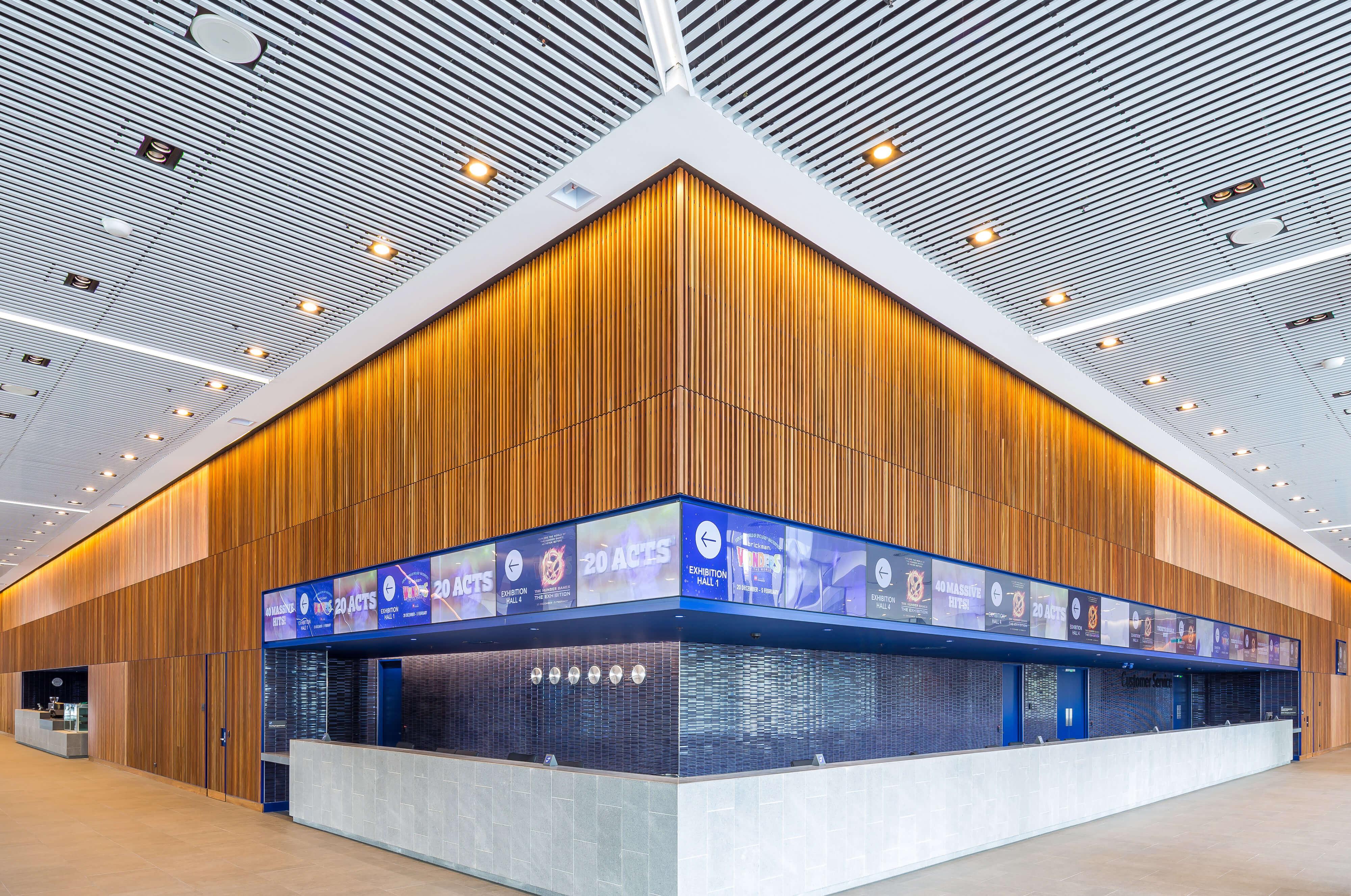 Sydney ICC Sculptform