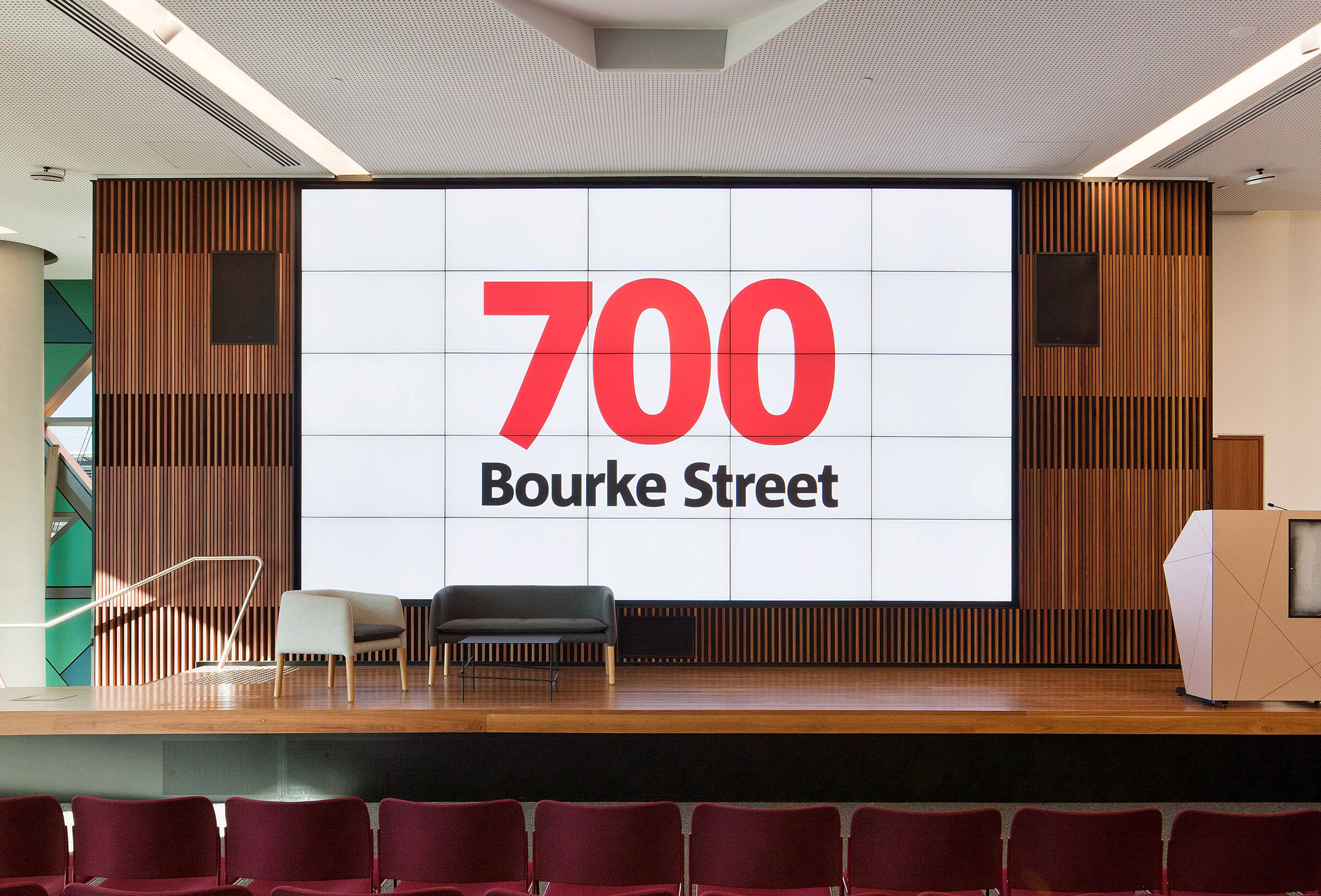 Sculptform NAB 700 Bourke Street