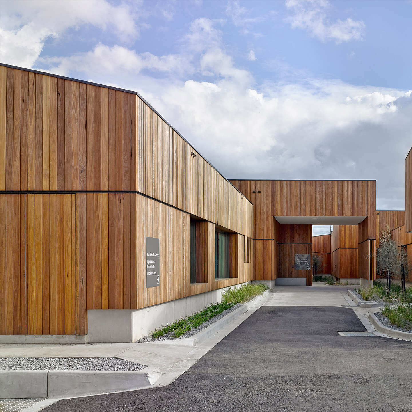 Timber Cladding Feature Walls