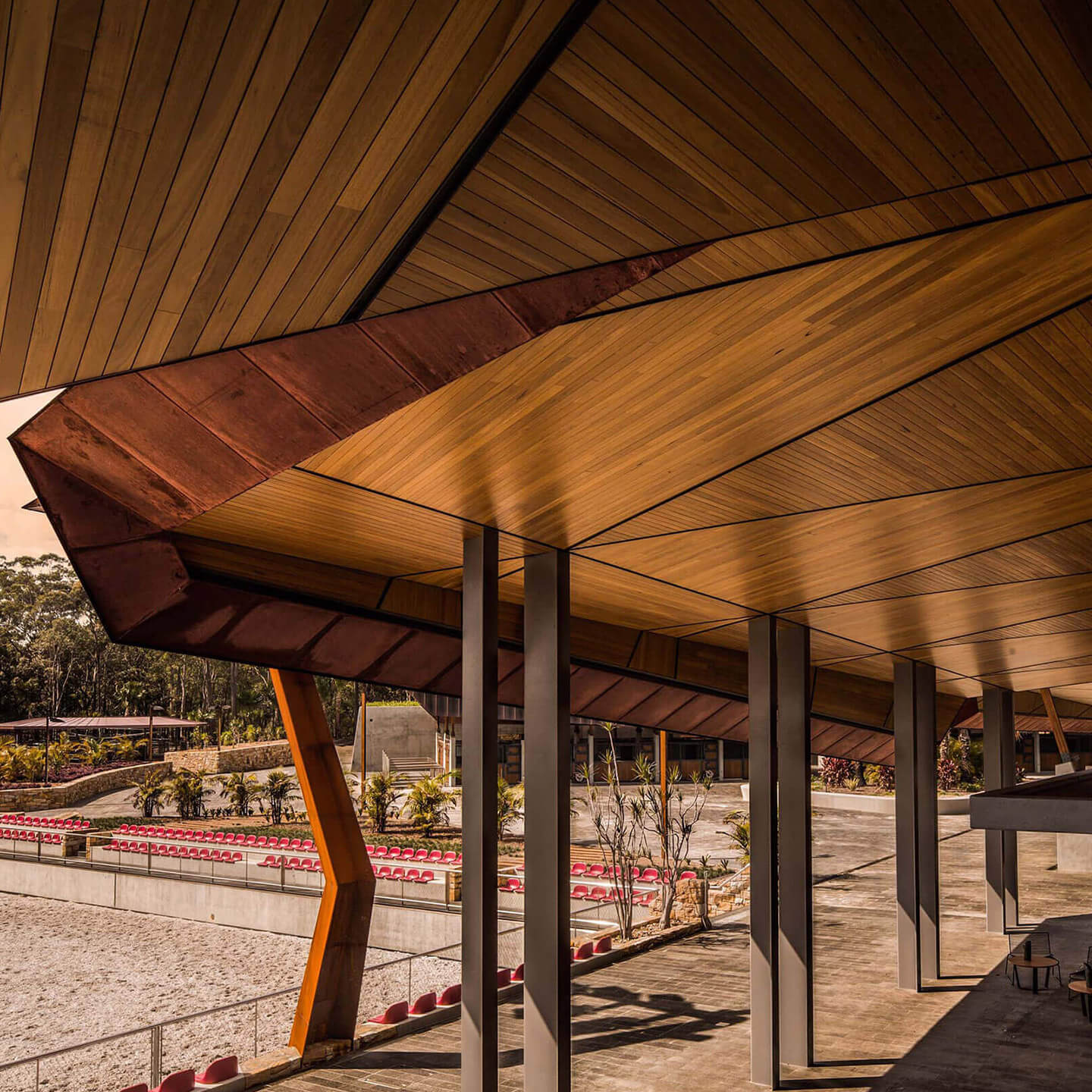 Timber Cladding Ceilings