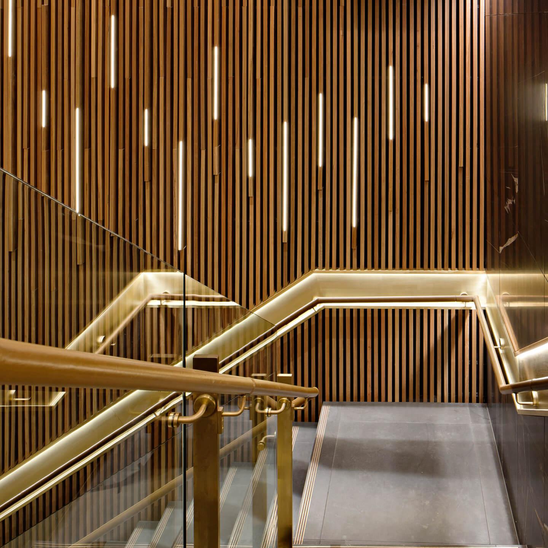Timber Batten Feature Walls