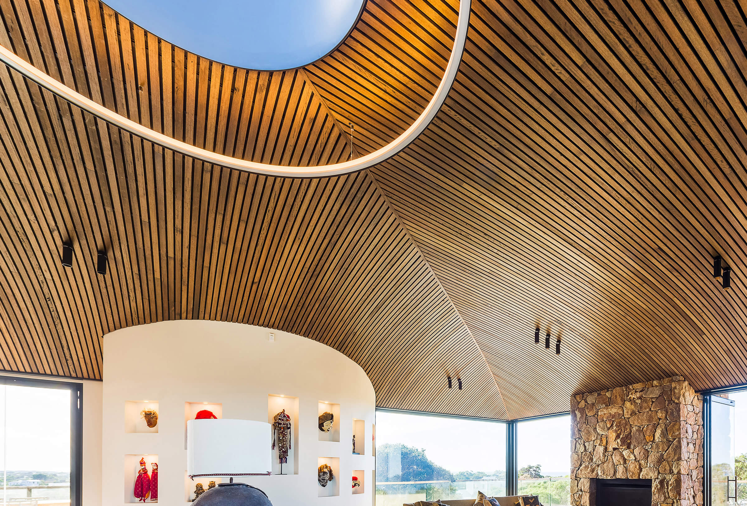 Timber Batten Ceilings