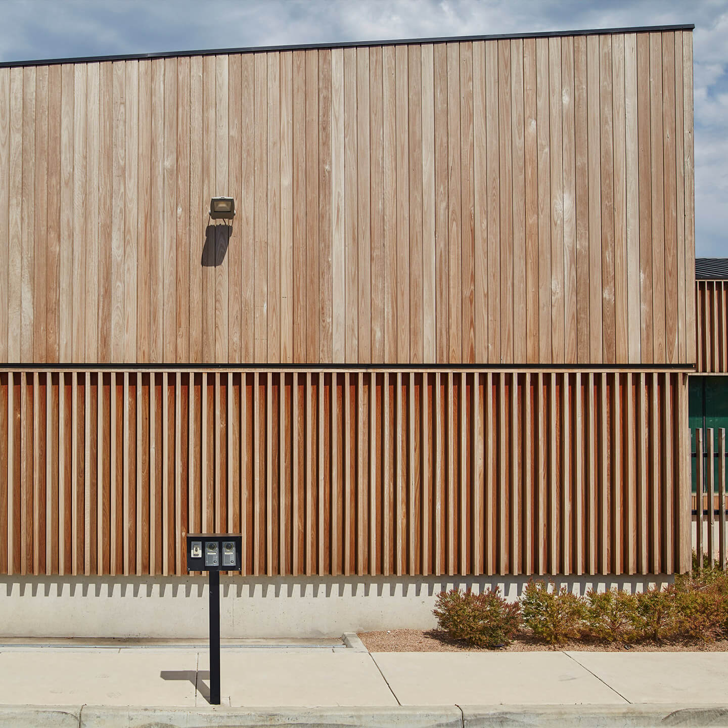 Timber Batten Cladding