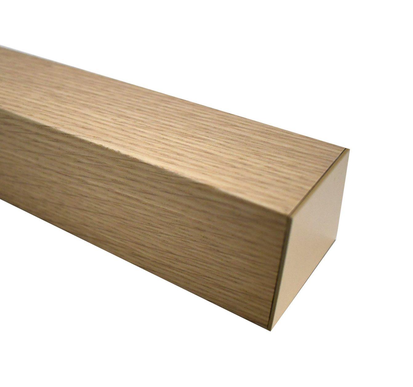 Sculptform Timber-look wraps end cap