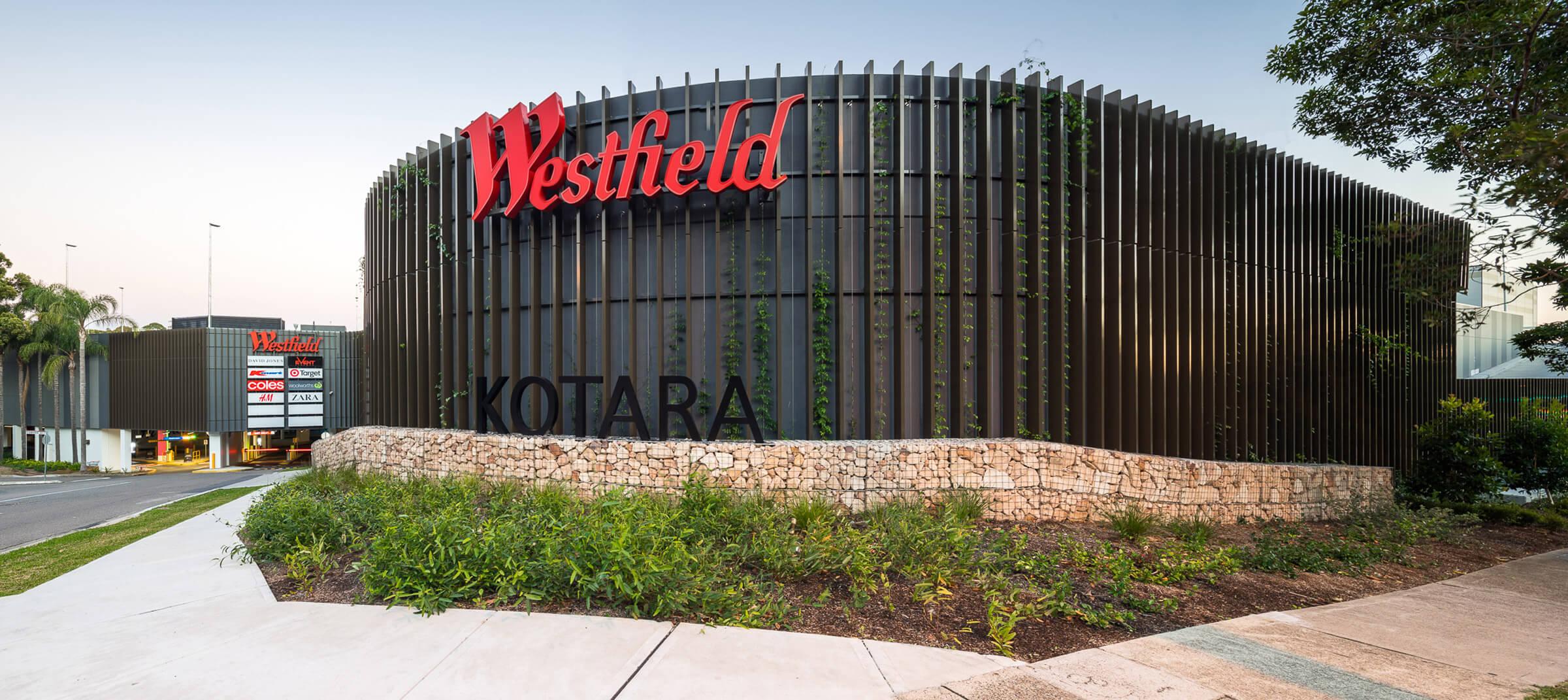Sculptform Westfield Kotara