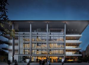 University of Sydney Sculptform F23 Administration Building