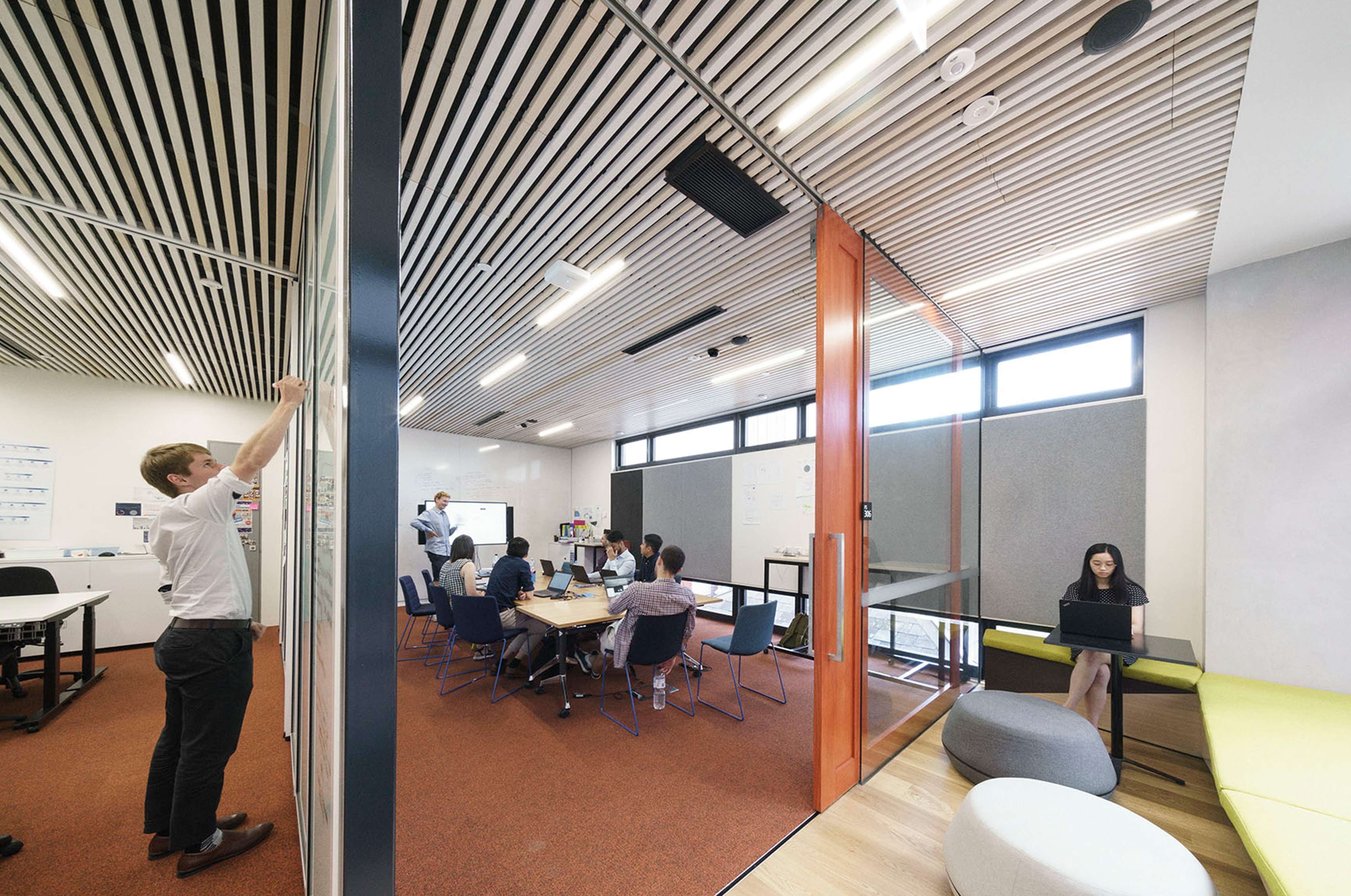Swinburne University Innovation and Design Hub