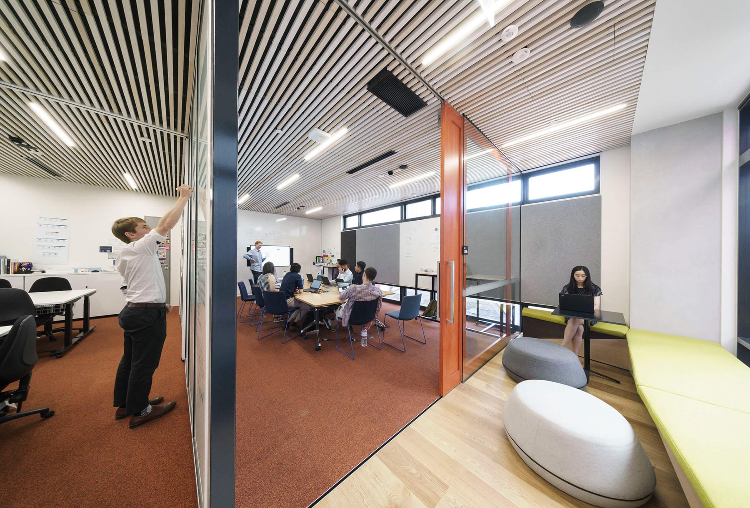 Swinburne University Innovation and Design Hub