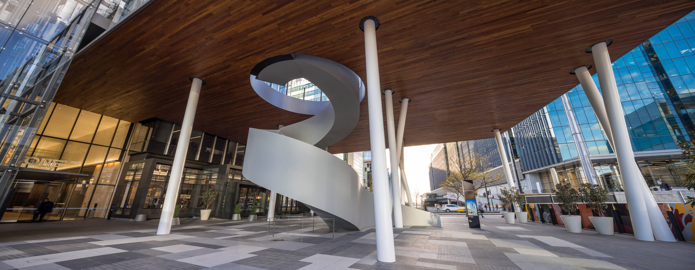 Sculptform Melbourne Quarter