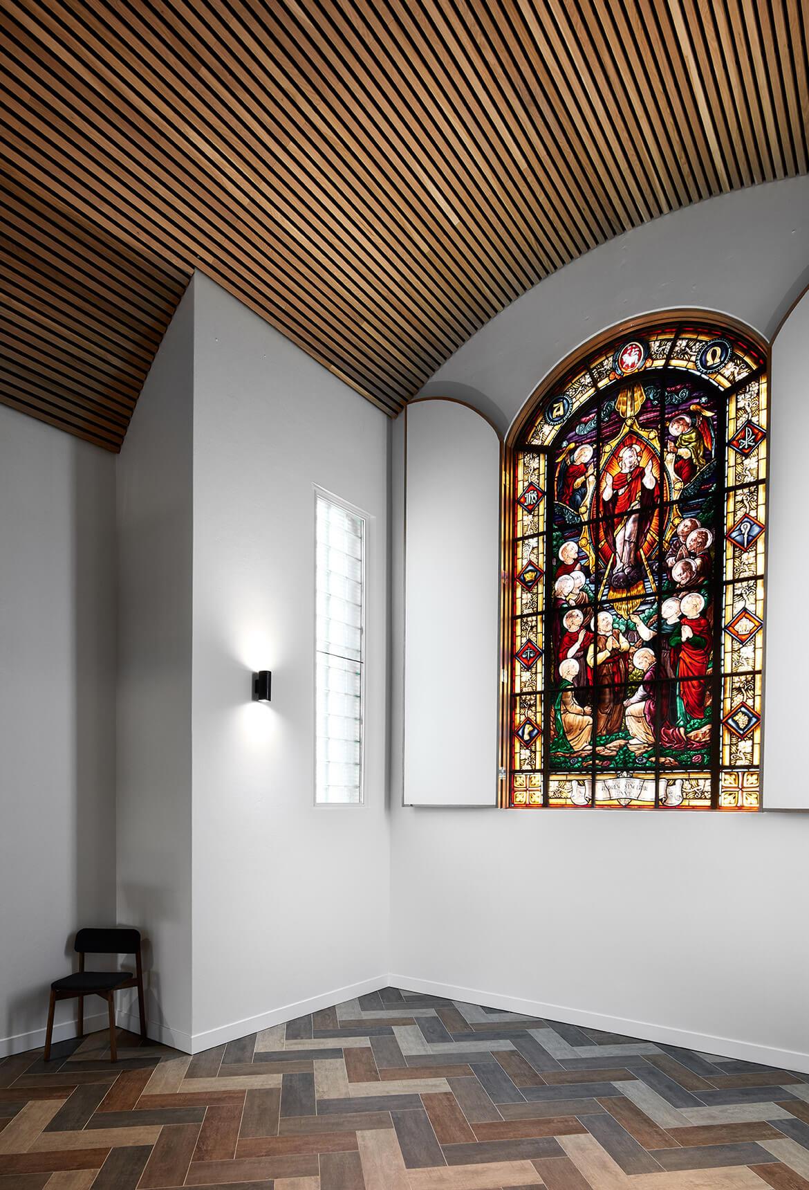 Sculptform All Souls Chapel