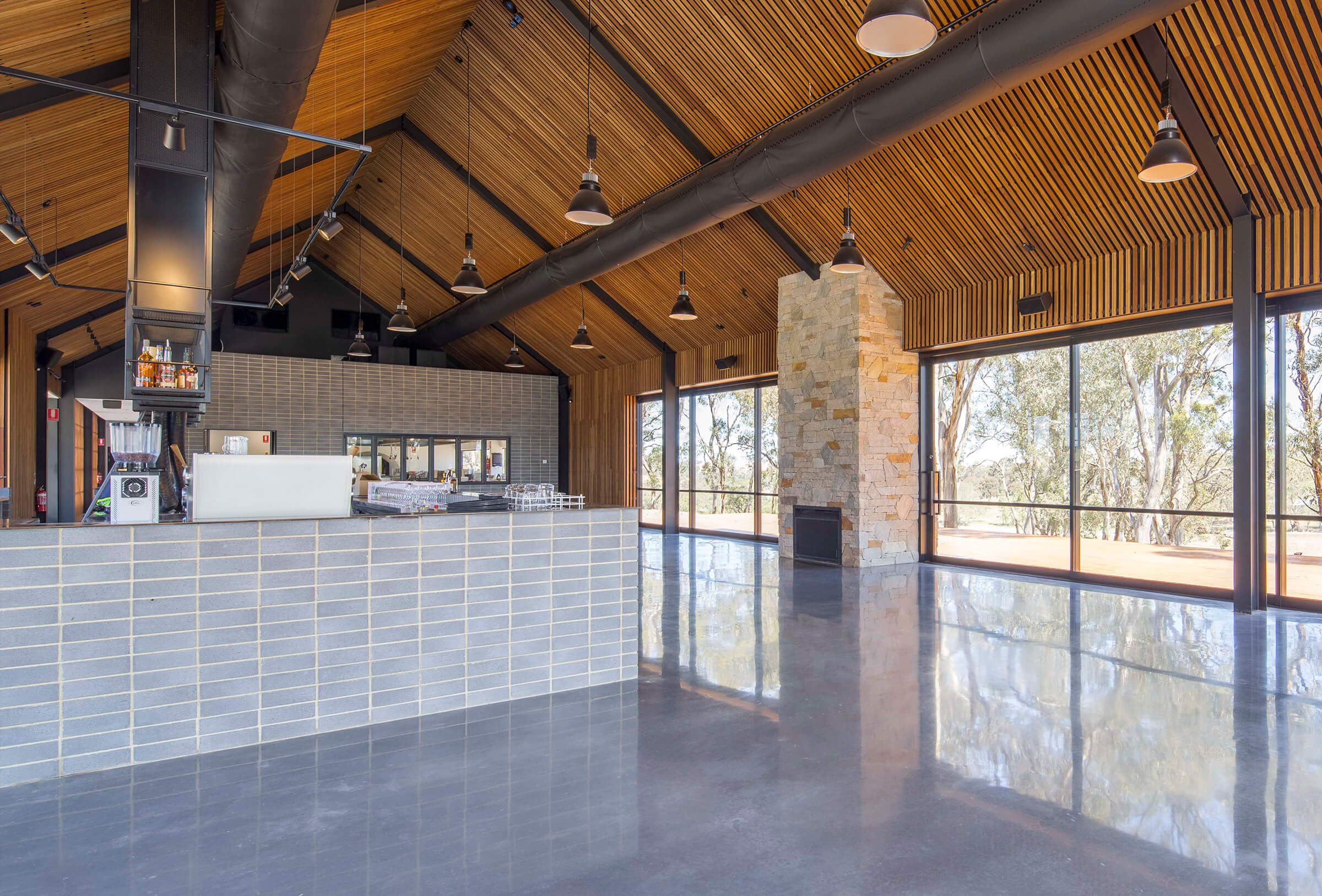 Sculptform Hills Cider Cellar Door
