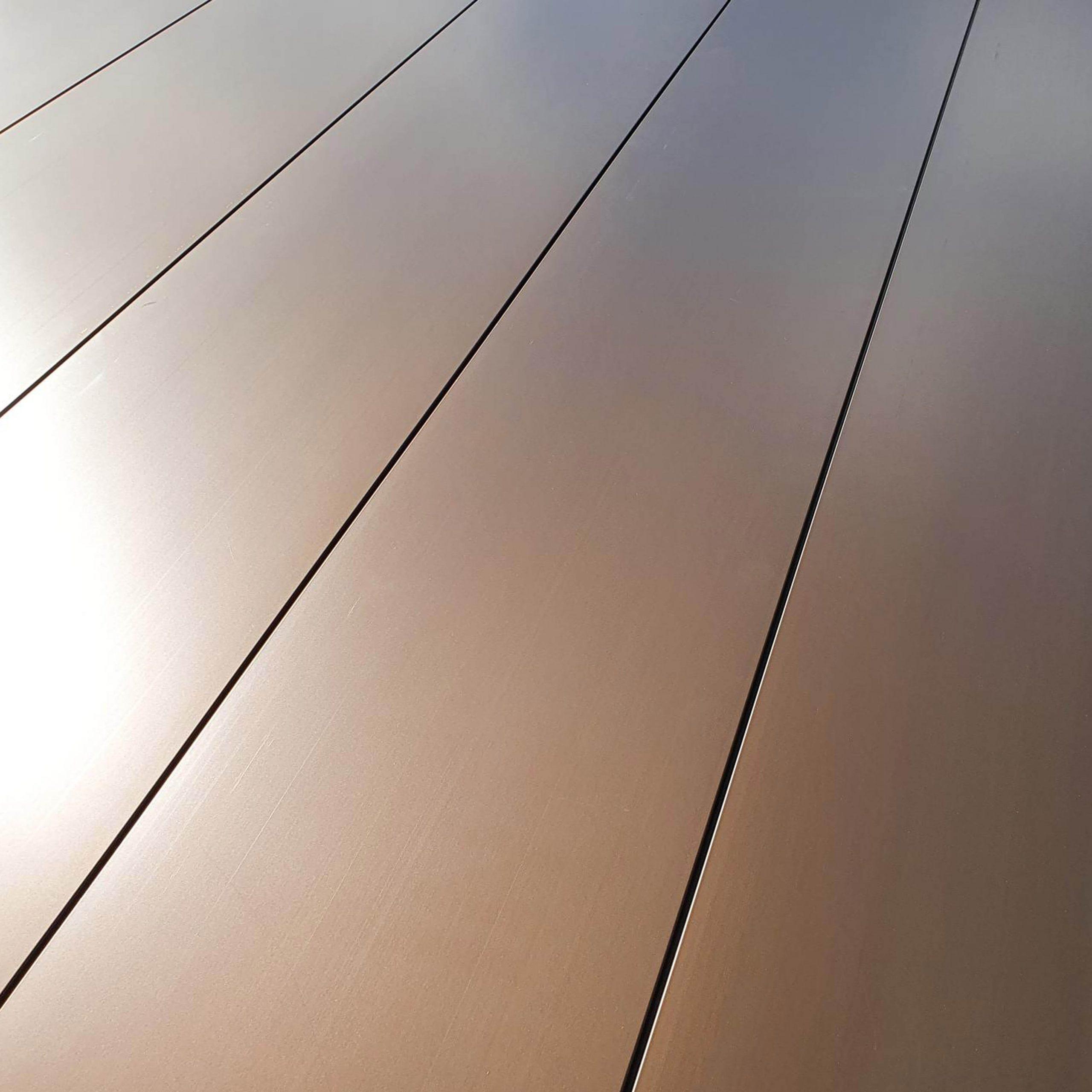 Click-on Cladding panels