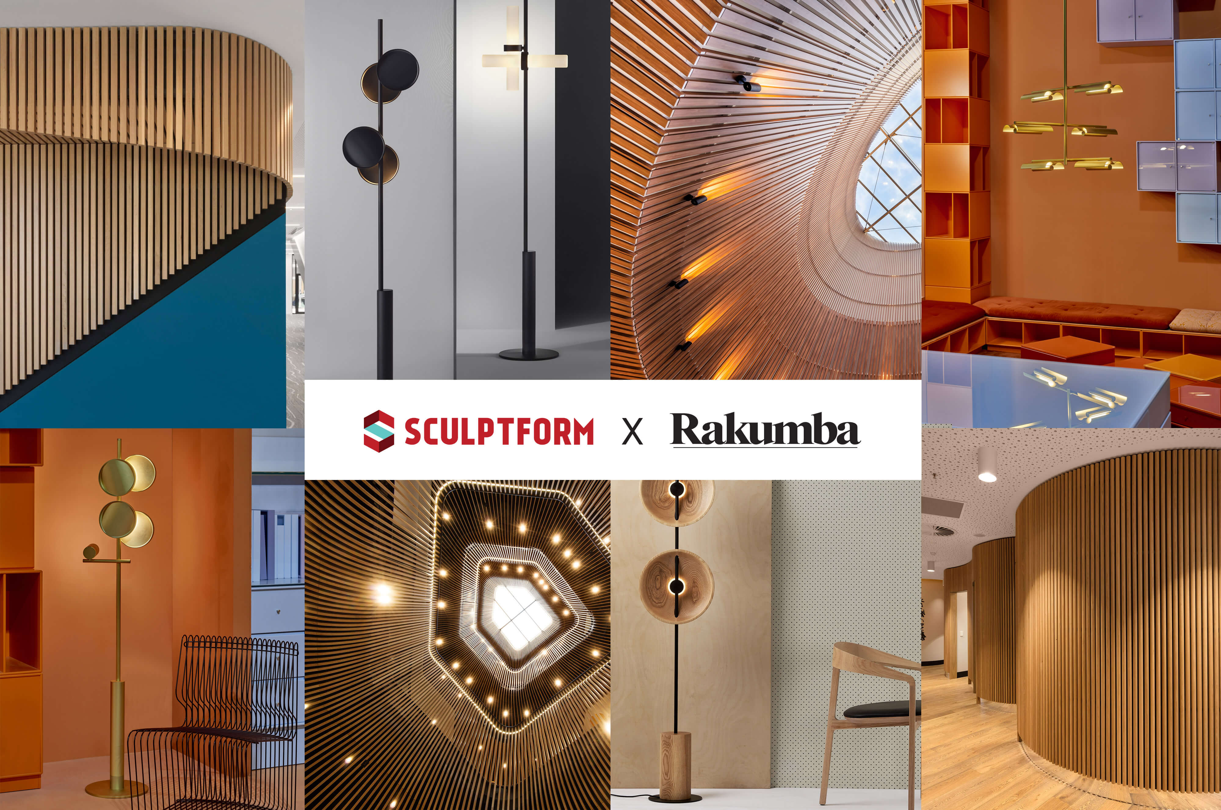 Sculptform and Rakumba collaboration