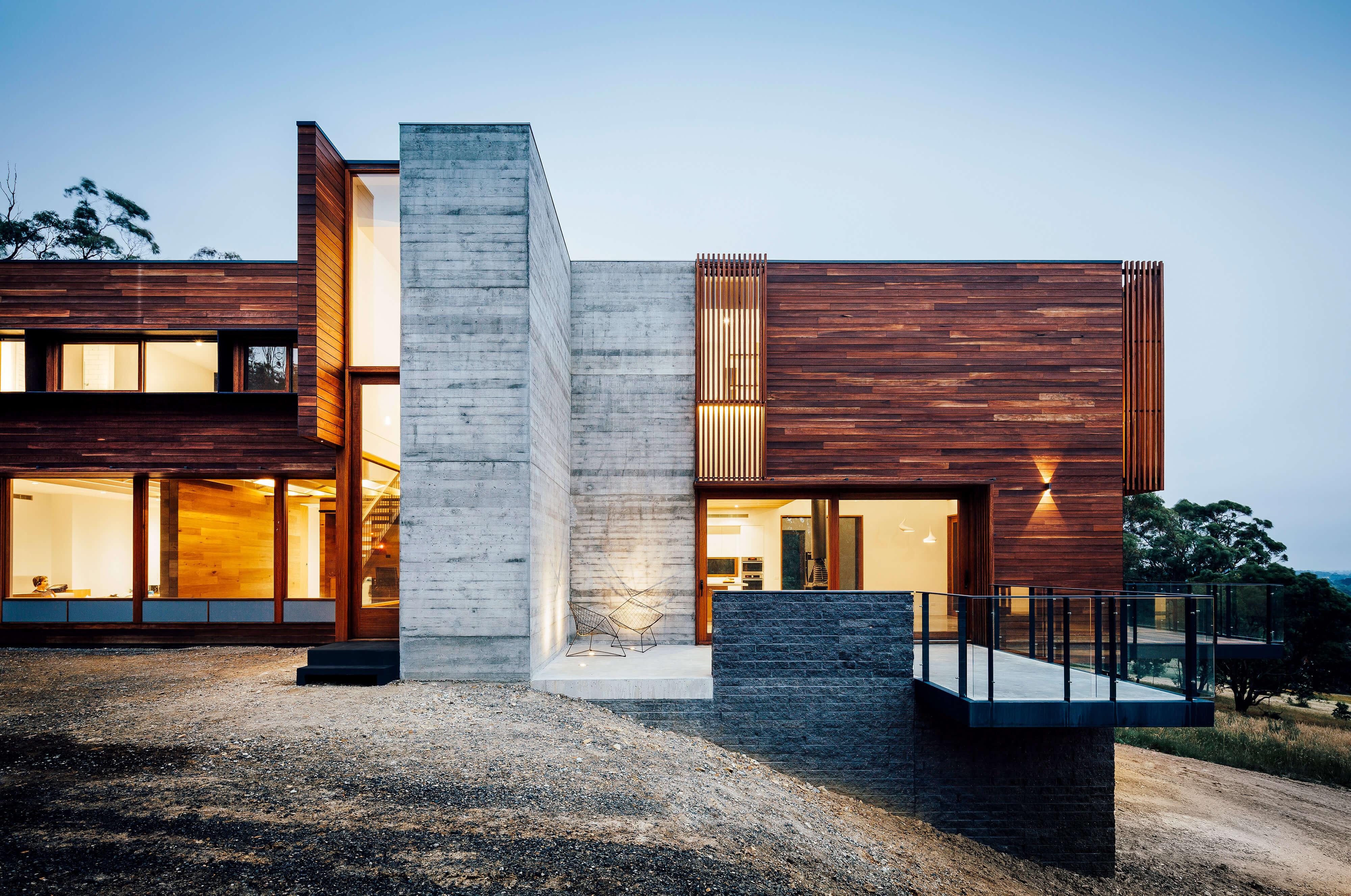 Sculptform Invermay House