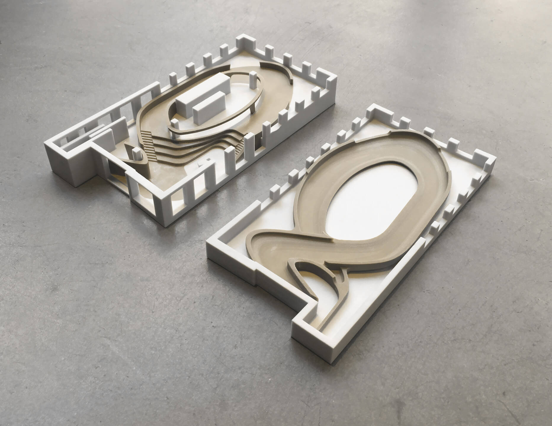 Sculptform Design Studio prototype