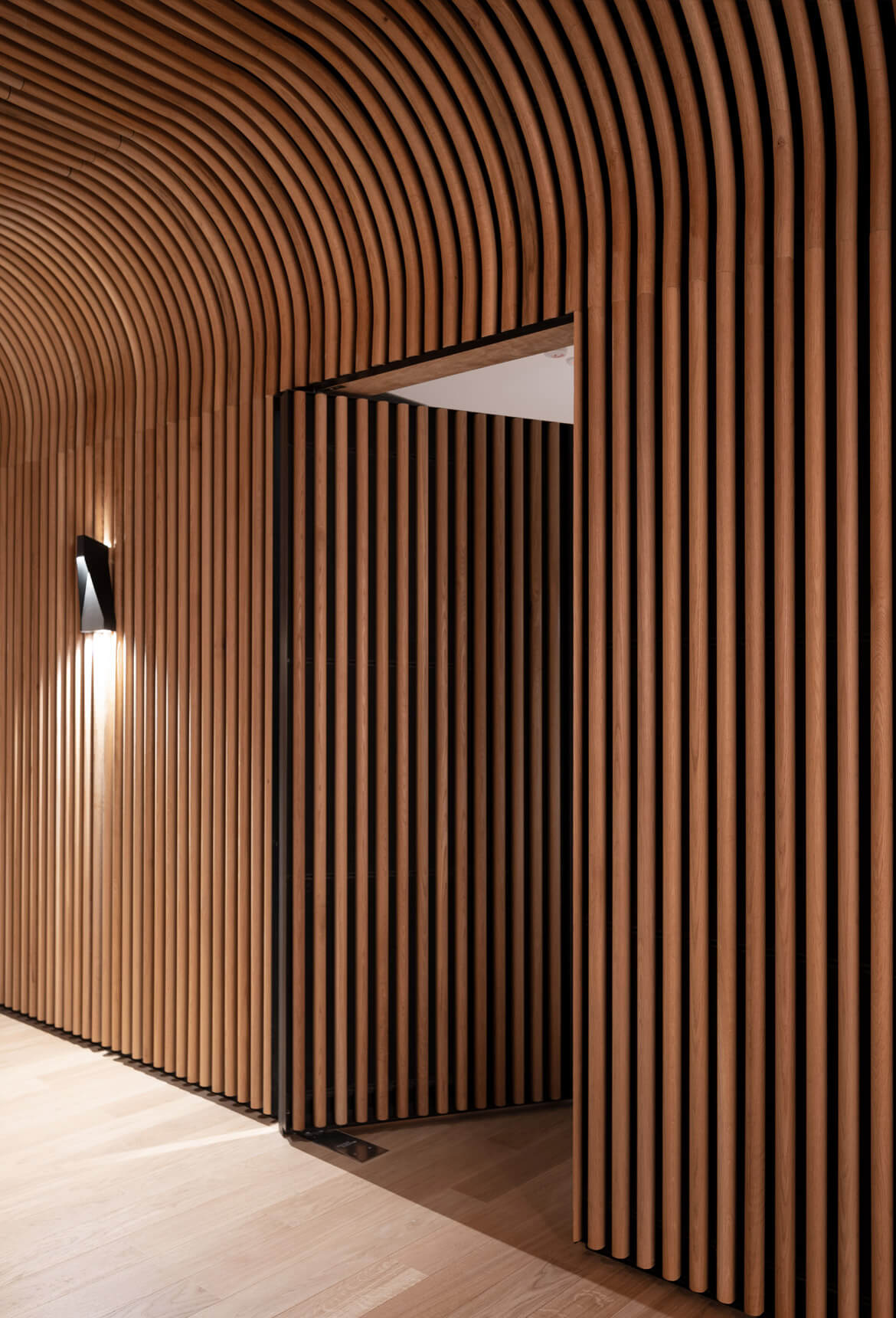 Sculptform Design Studio hidden door