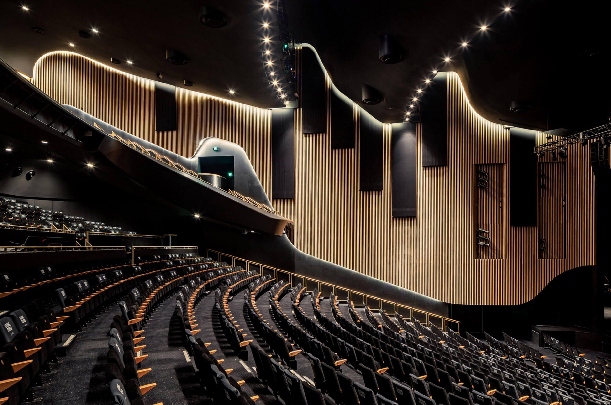 Sydney Coliseum Sculptform