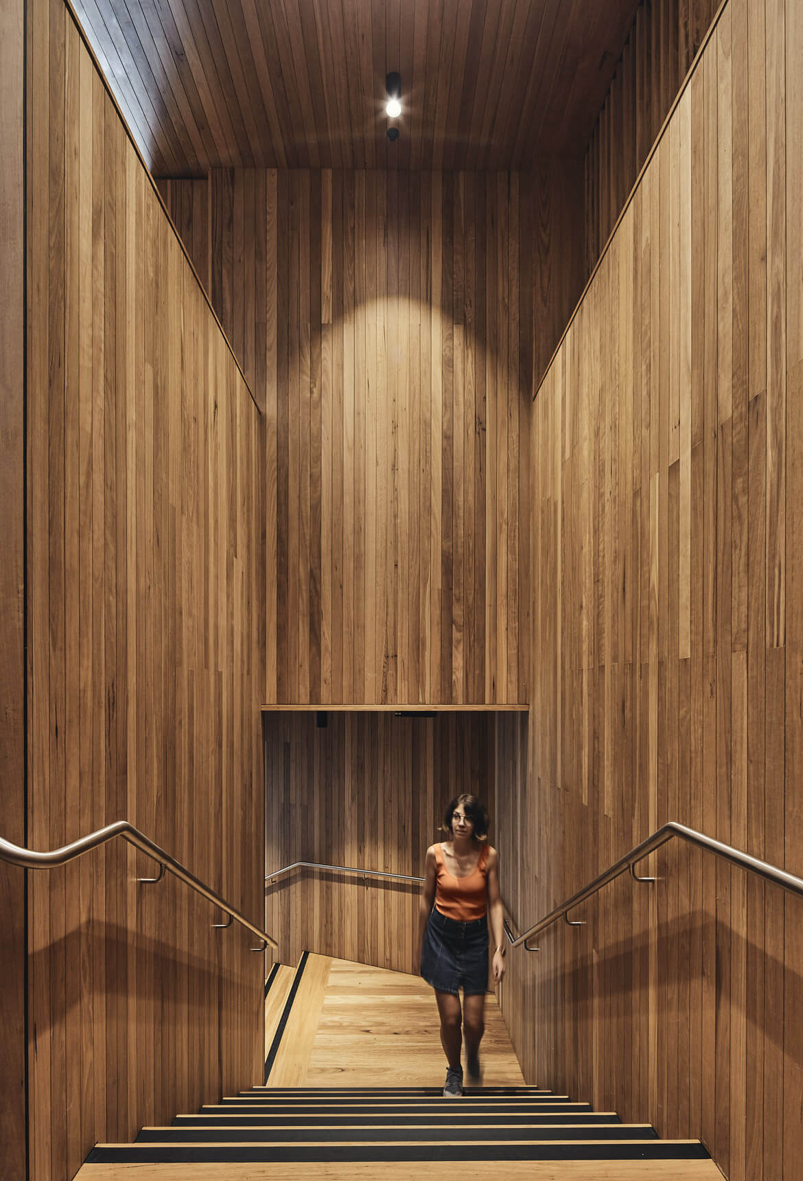 Gunyama Park timber ceilings and walls